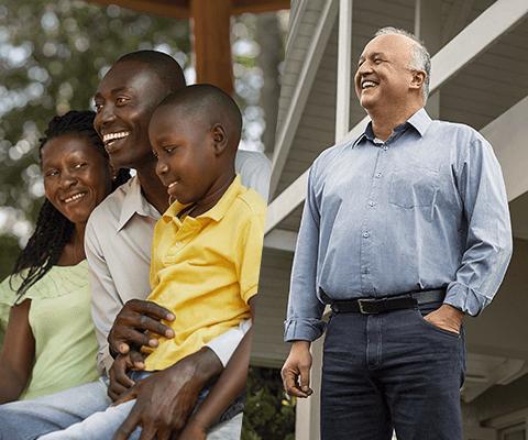 Presença que muda a vida de associados e de suas famílias
